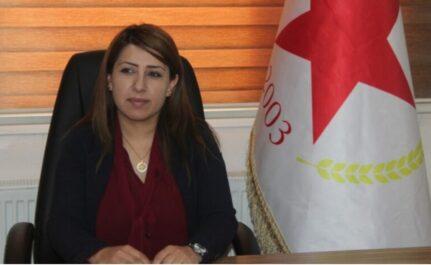 """سما بكداش لـ"""" آداربرس: نحمل سلطات الإقليم المسؤولية التامة لأي خطر يحدق بممثلينا"""
